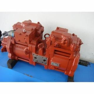 HALLA HYDRAULIC PUMPS